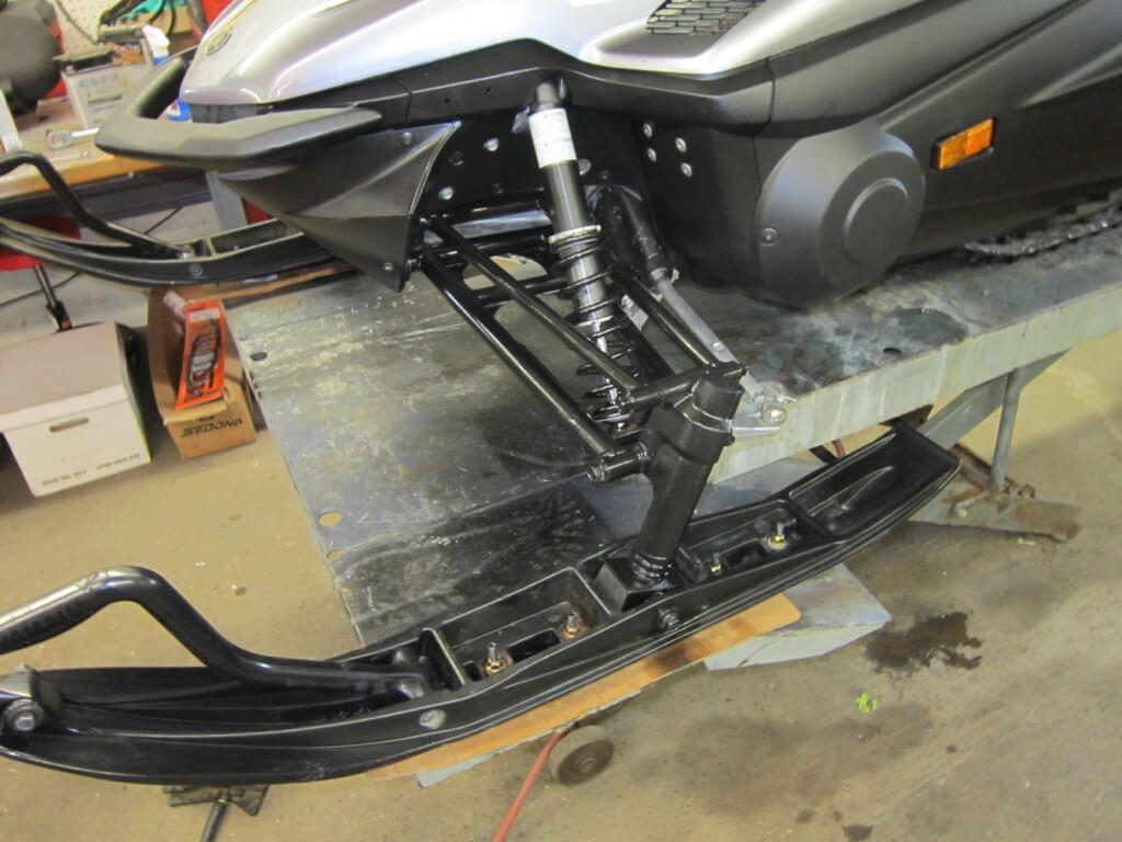 Yamaha Venture Rs Snowmobile